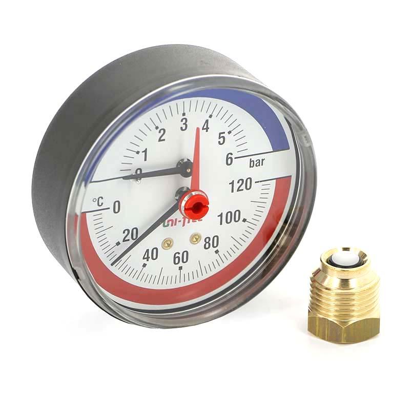 термоманометр цена